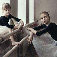 Юные балерины :: Олег Ярунин
