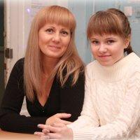 лучшая подруга :: Юлия Карпович