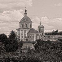 Мой город :: Татьяна Панчешная