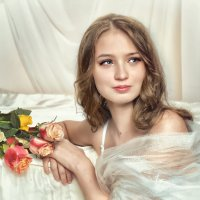 Утро невесты... :: Оксана Я