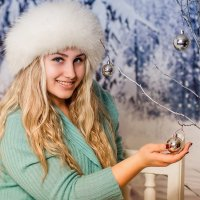 Зимняя сказка :: Julia Volkova