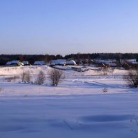 зима :: Алексей Логинов