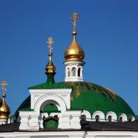 Золотые купола :: Сергей Рубан