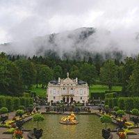 Замок в Баварии :: Natalia Degtyar