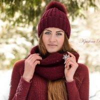 Солнечная зима :: Кристина Пшеслинская