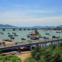 Вьетнам, устье реки Song Cai :: Евгений Карский