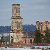 Разрушение святыни :: Светлана Ларионова
