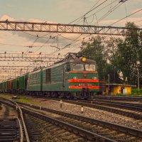 в дальний путь :: Сергей Кочнев