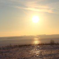Солнечная даль... :: Дмитрий Денисов