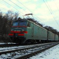 ВЛ11 - 658А :: Сергей Уткин