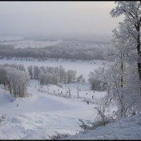 Морозный денек :: Алексей Патлах