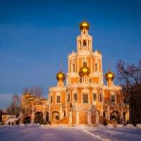 Церковь Покрова Пресвятой Богородицы в Филях :: Alexander Petrukhin