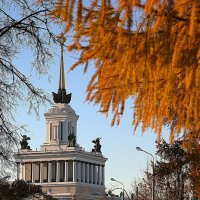 ритмы города-знакомые силуэты :: Олег Лукьянов