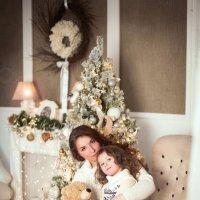 Мама с маленькой принцесской :: Julia Volkova