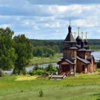 Храм во имя Всех Святых в земле Сибирской просиявших. :: Наталья