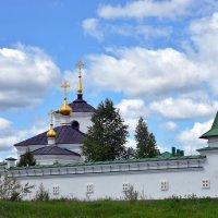 """Монастырь """"Свято-Косьминская пустынь."""" :: Наталья"""