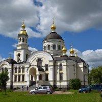 Храм Михаила Архангела. :: Наталья
