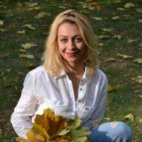 Осень :: Алёна Шевчук