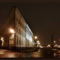 Ночная Питерская морось :: Андрей Зайцев