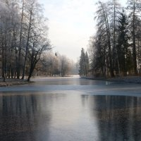 первый лёд :: Анатолий Кошевенко
