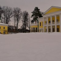 Горки ленинские (панорама) :: Александр Буянов