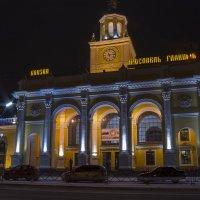 Ночной вокзал :: leo yagonen