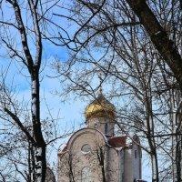 Храм Святых Царственных мучеников. :: Paparazzi