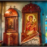 Храм Иоанна Златоуста в Команах :: Сергей