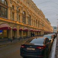 Москва, Ветошный переулок. День :: Игорь Егоров