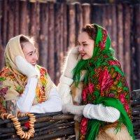 Русские красавицы :: Виталий Любицкий