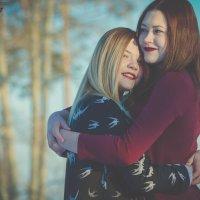Оля и Дарья :: Мария Туркина