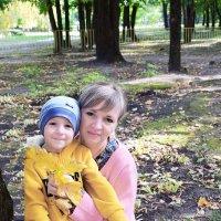 в парке :: Алина