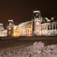 Александровский дворец в Царском Селе :: Максим Ершов