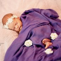 новорожденный ангелок :: Анна Гульбинас