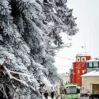 19 января. :: Копыткина Юлия