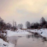 речка безо льда :: Александр Прокудин