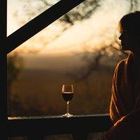 Краски осеннего заката :: Оксана