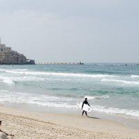 пляж в Jaffa :: Станислав Торский