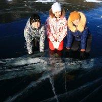 Завораживает лед :: MarinaZi .