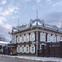 Деревянный Иркутск :: Андрей Шаронов