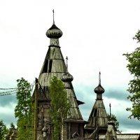 Успенский собор г. Кемь. :: Сергей Кочнев