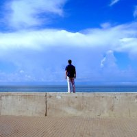 Синий горизонт! :: Ivan G