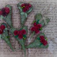 Сердечки из сена :: Юлия Галик