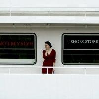 Red dress :: Milena WeirdDark
