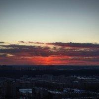 Солнце уходит за город :: AlerT-STM 1