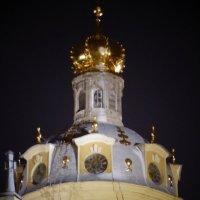 Собор  (центральная часть) Петропавловской крепости. :: Светлана Калмыкова