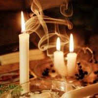 Святочные гадания :: Женечка Зяленая