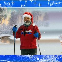 Крещенский лыжный марафон :: Vlad - Mir