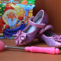 туфельки для золушки :: Марина Мякошина