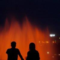 У фонтана :: Яна Сабурова